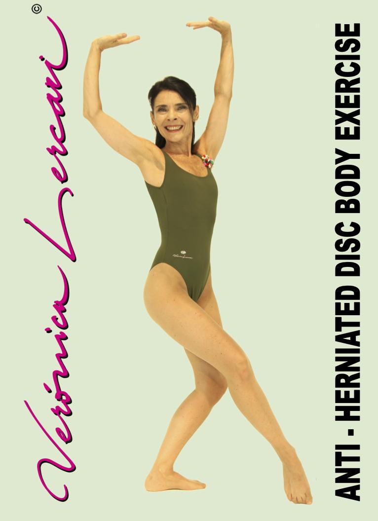 Anti-herniated disc body exercises