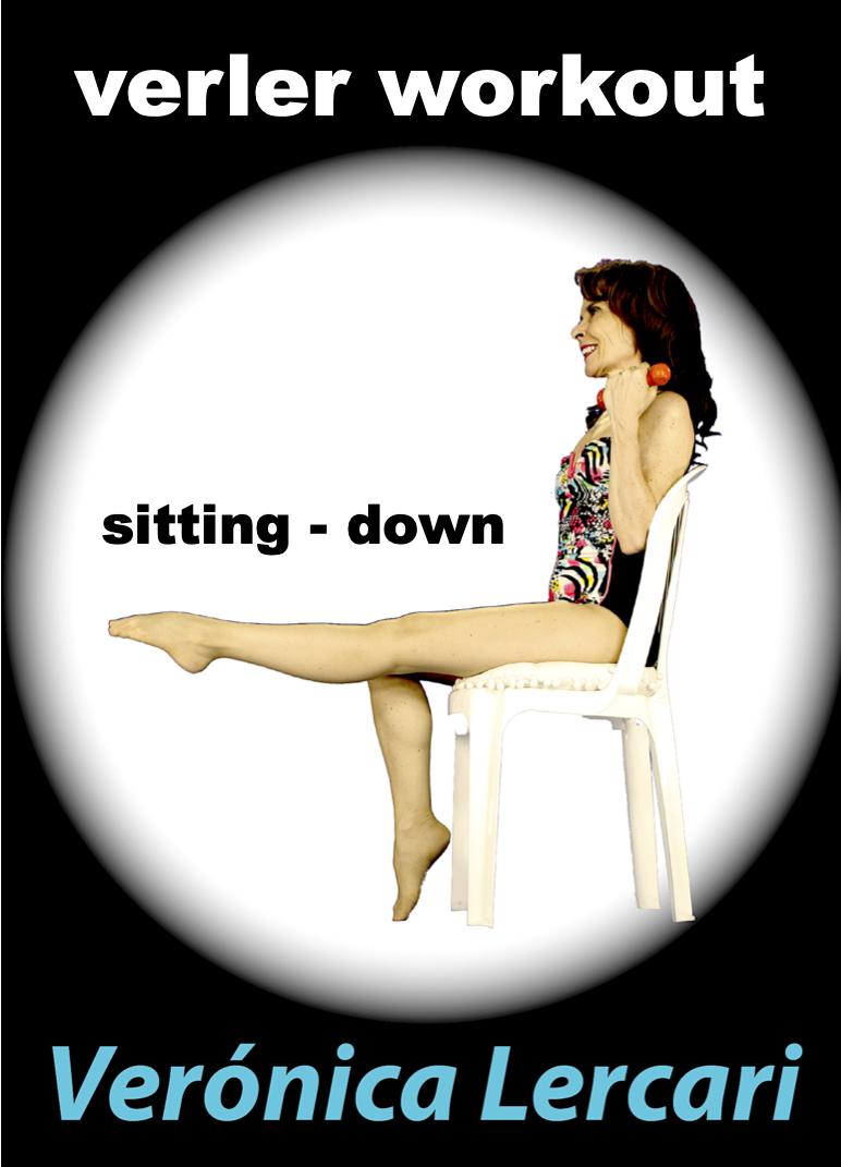 Sitting-down Verler workout
